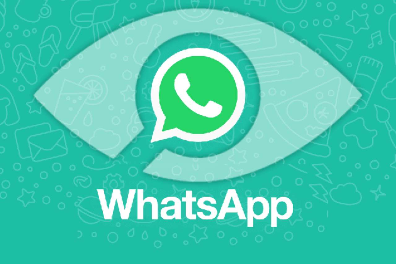 WhatsApp evitare spioni