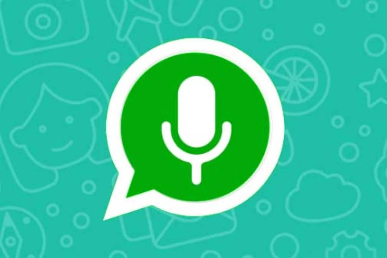 WhatsApp vocale testo