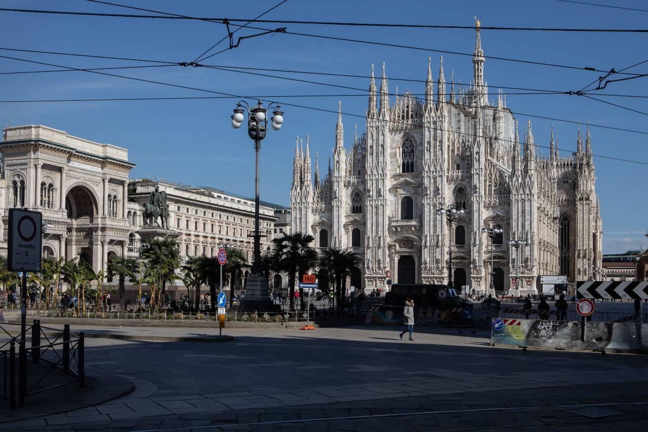 Tutta Italia zona rossa a Pasqua e Pasquetta