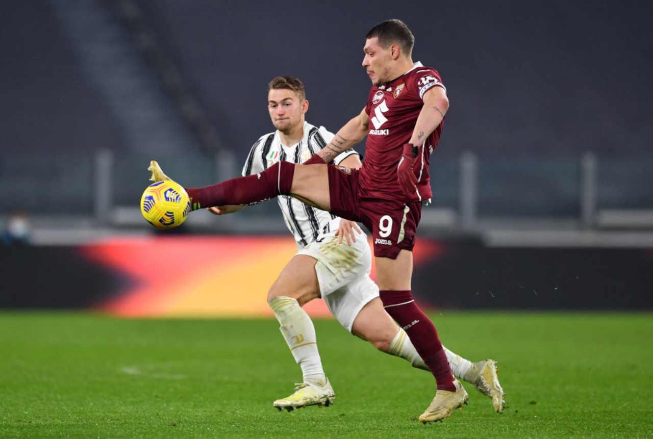 Torino Juventus streaming gratis