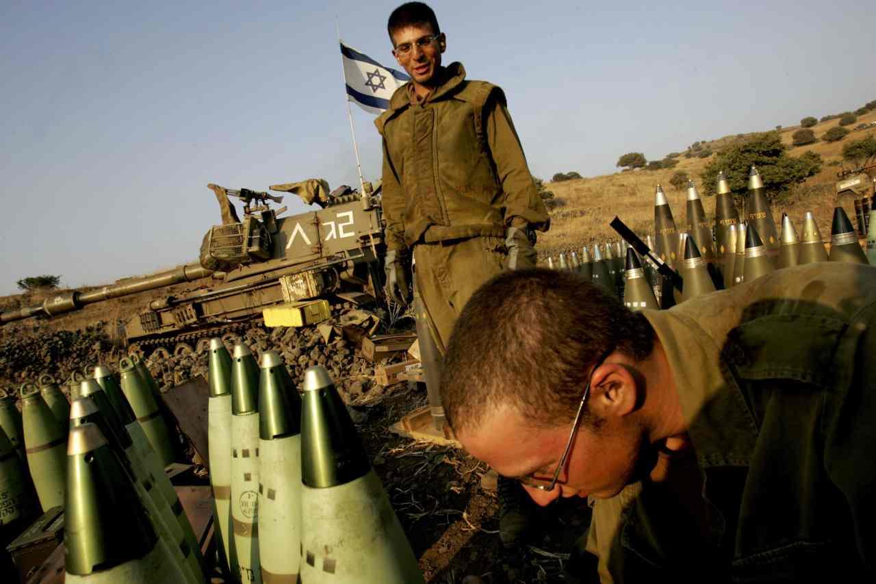 Attacco Israele in Siria