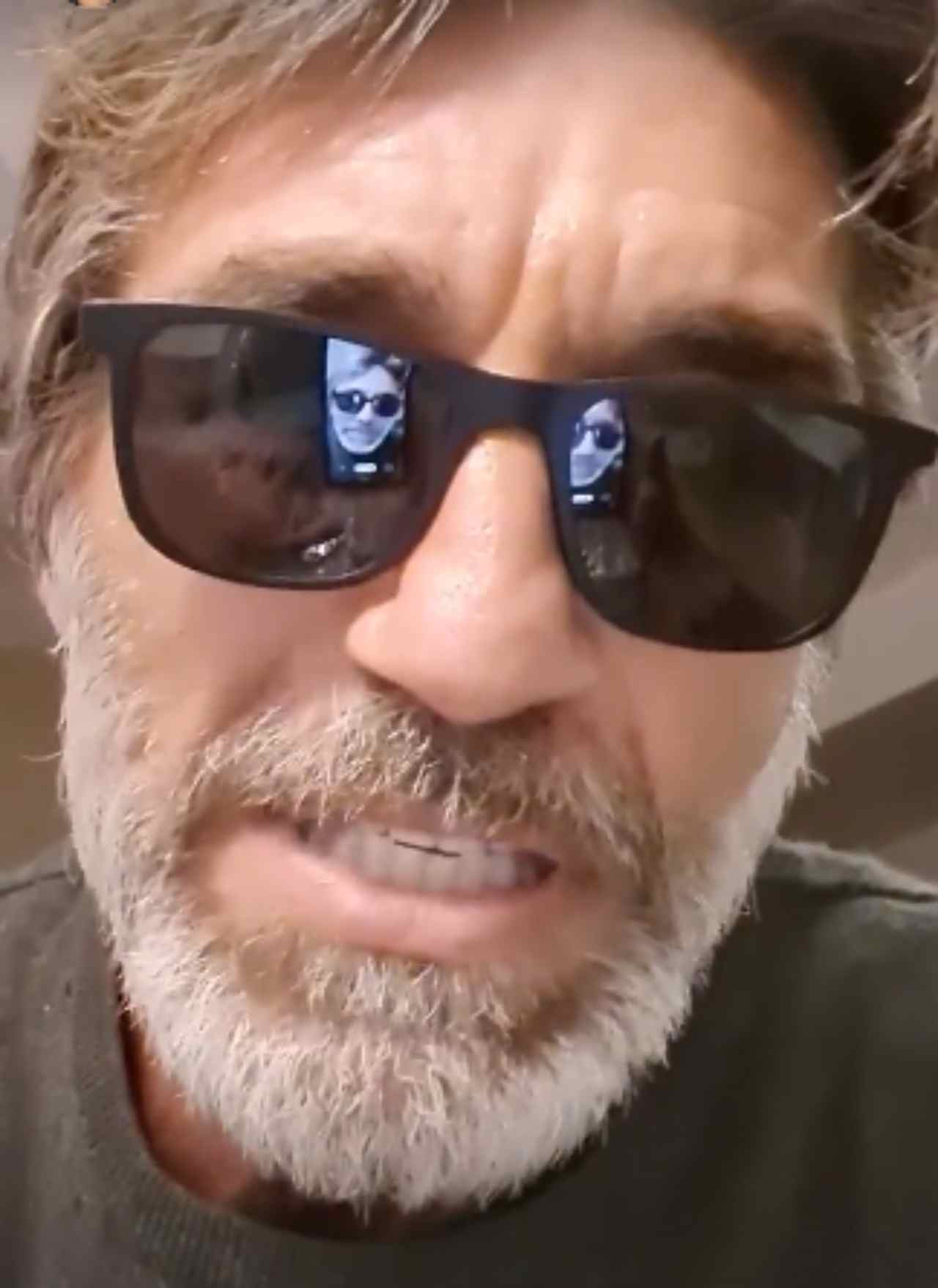 Brando Giorgi, concluso l'intervento all'occhio