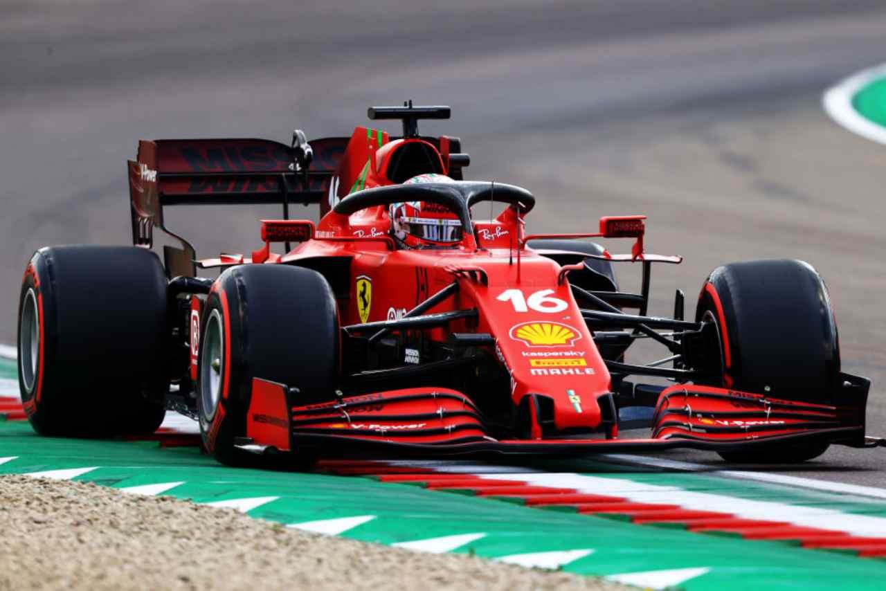 F1 Emilia Romagna streaming gratis