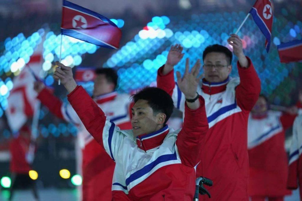 Corea del Nord Olimpiadi