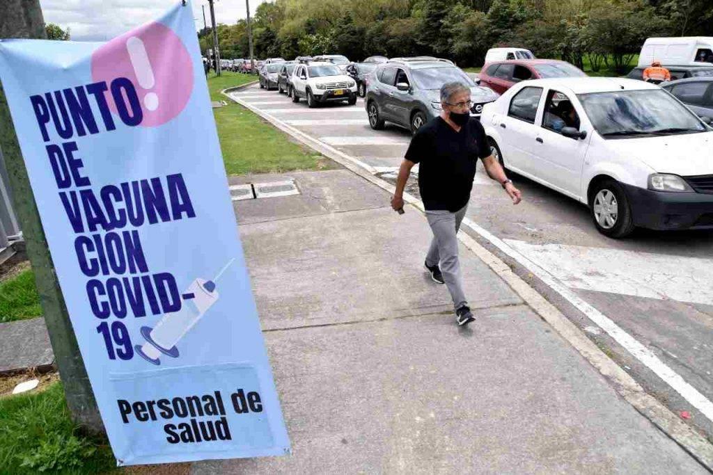 Vaccino Covid Colombia
