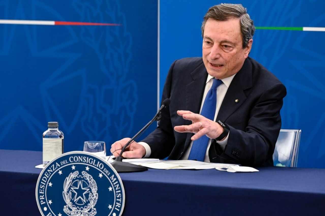 Riaperture Draghi