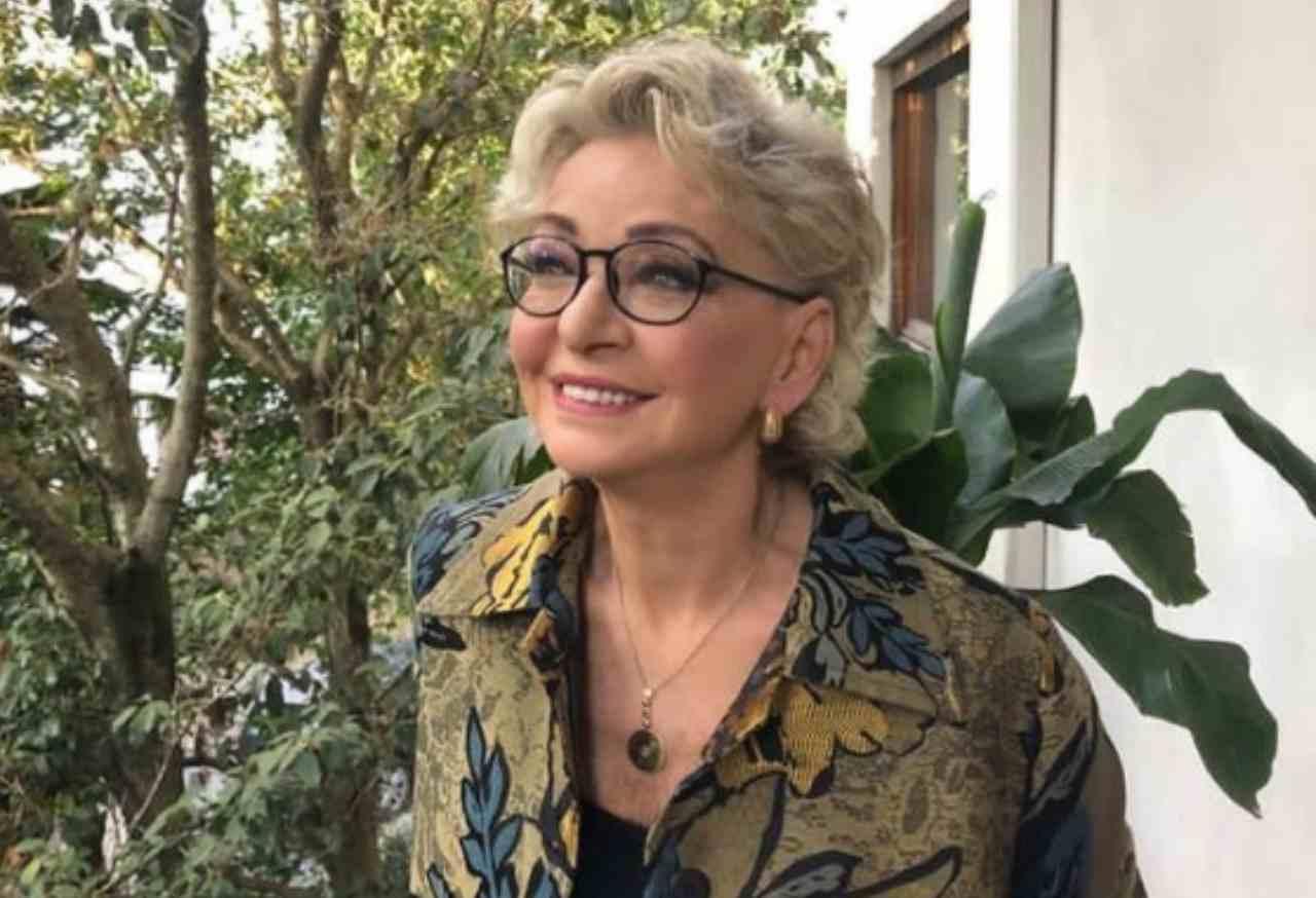 Enrica Bonaccorti racconta il suo dramma