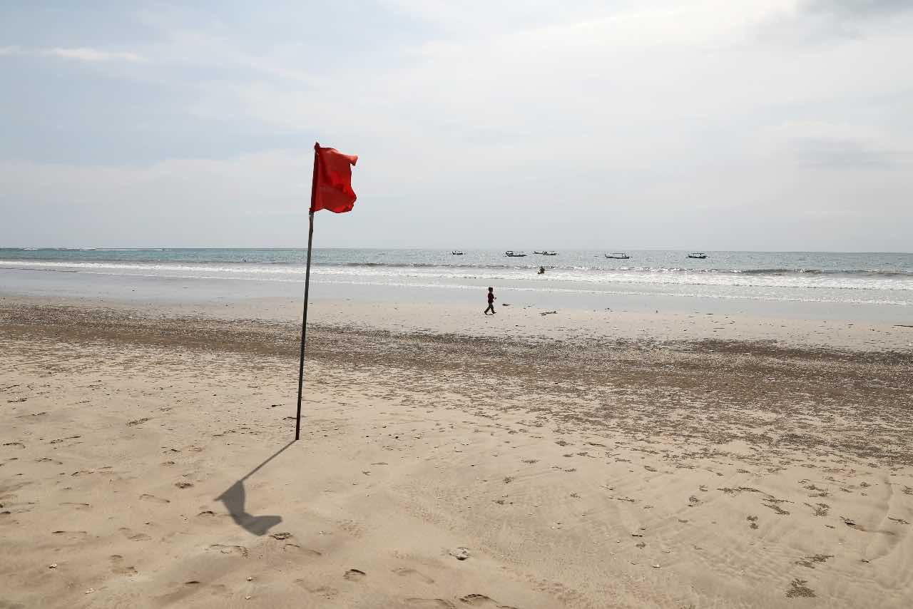 Sottomarino scomparso a Bali