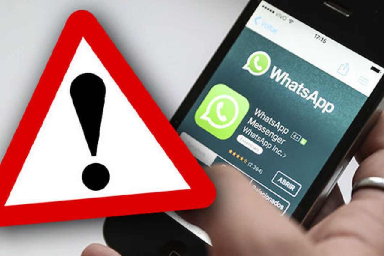 WhatsApp dubbio utenti