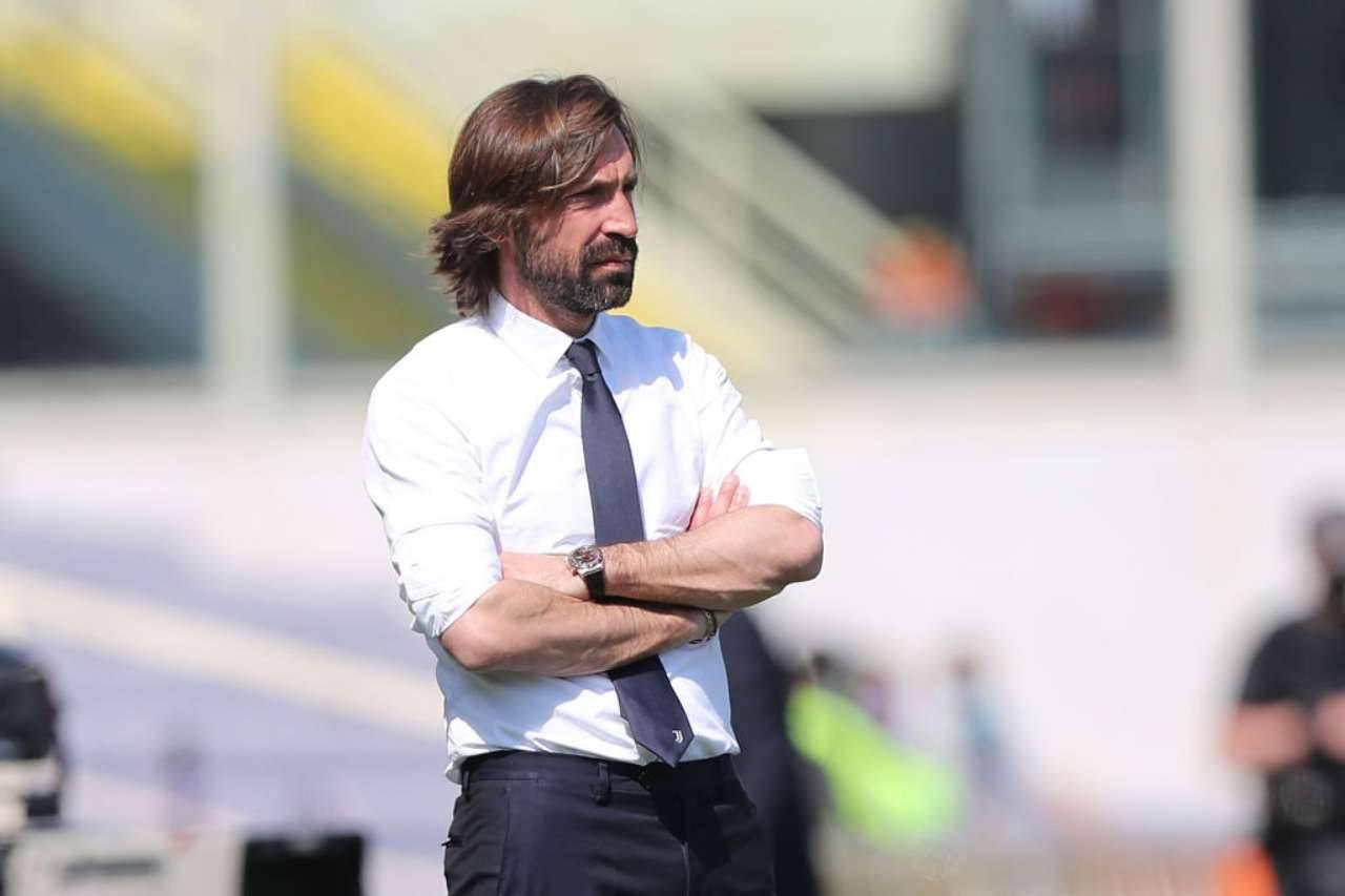 Calciomercato Juventus dimissioni Pirlo