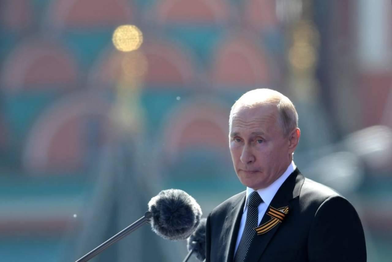 Russia Putin Usa