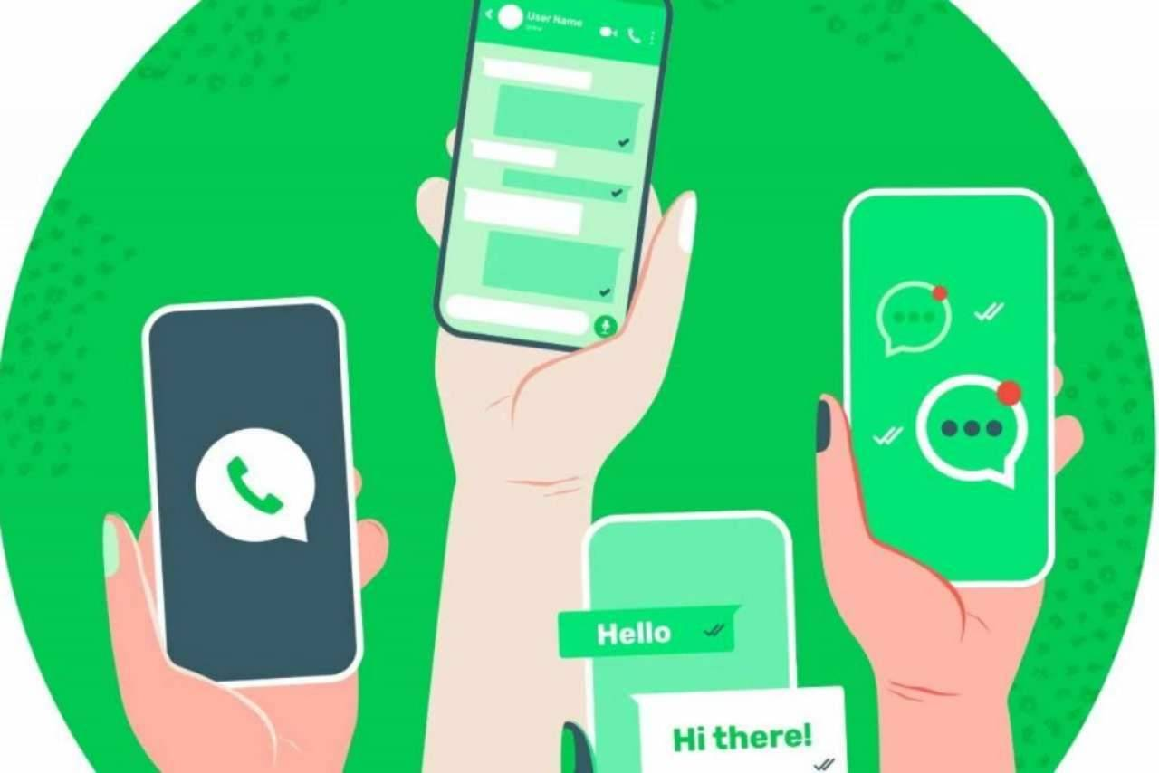WhatsApp trucco account