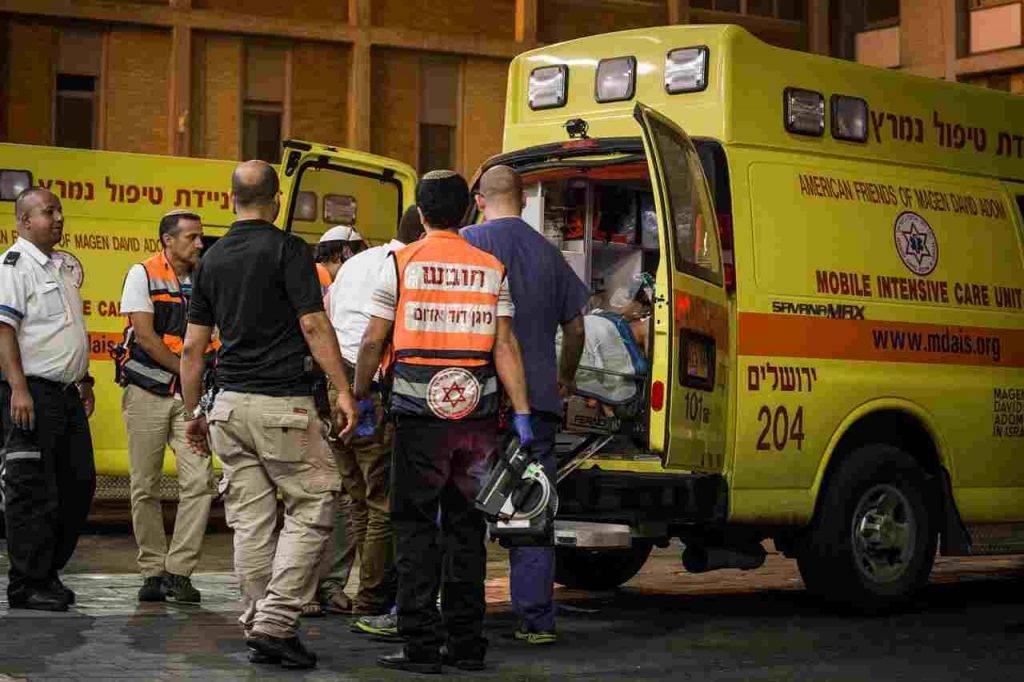 Morti e feriti Israele