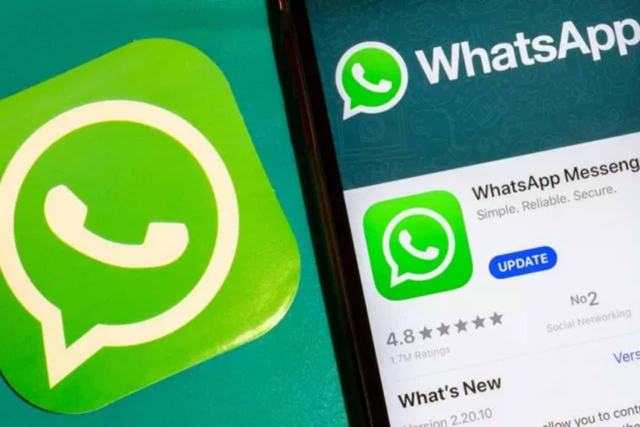 WhatsApp minaccia