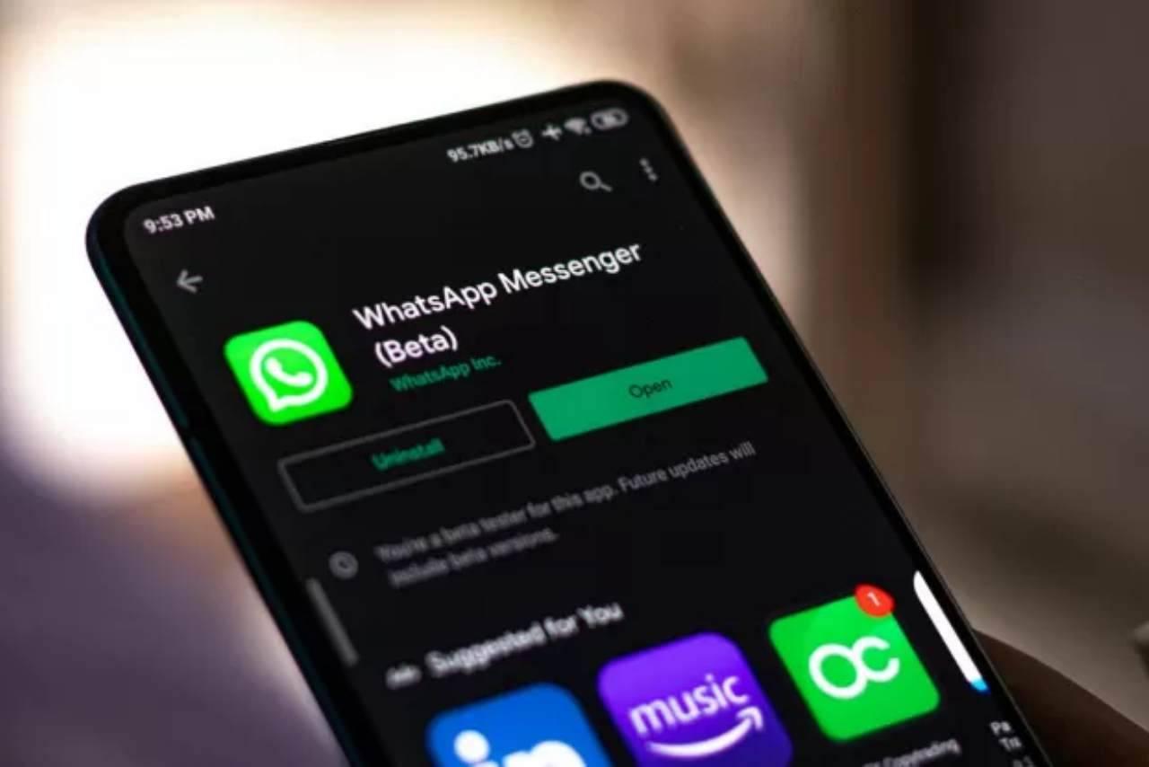 WhatsApp account trucco