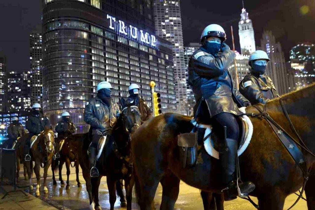 Polizia Chicago