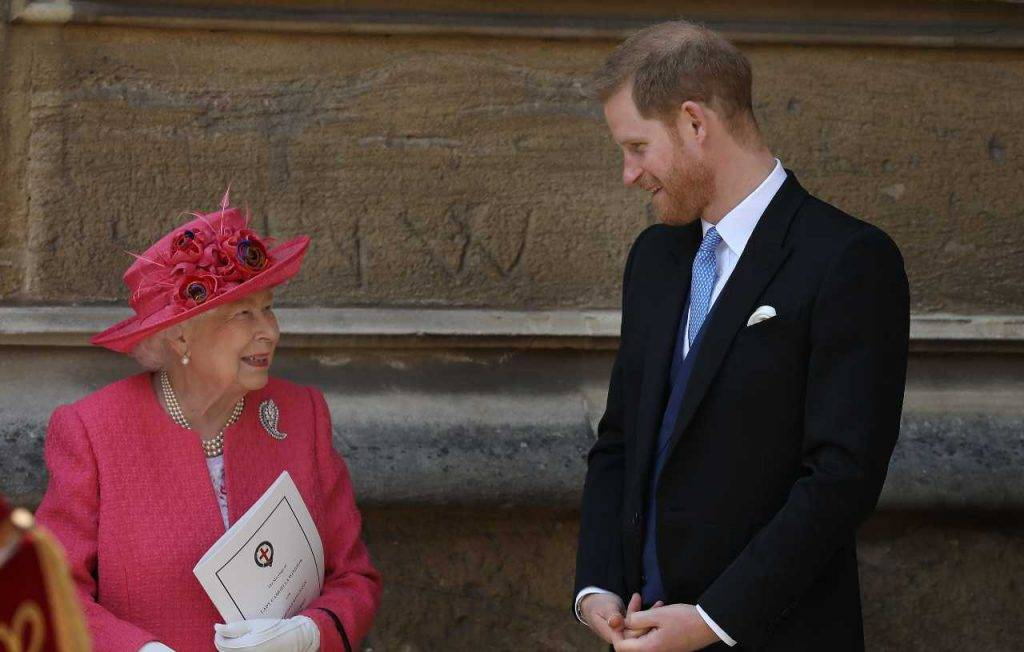 Regina e Harry
