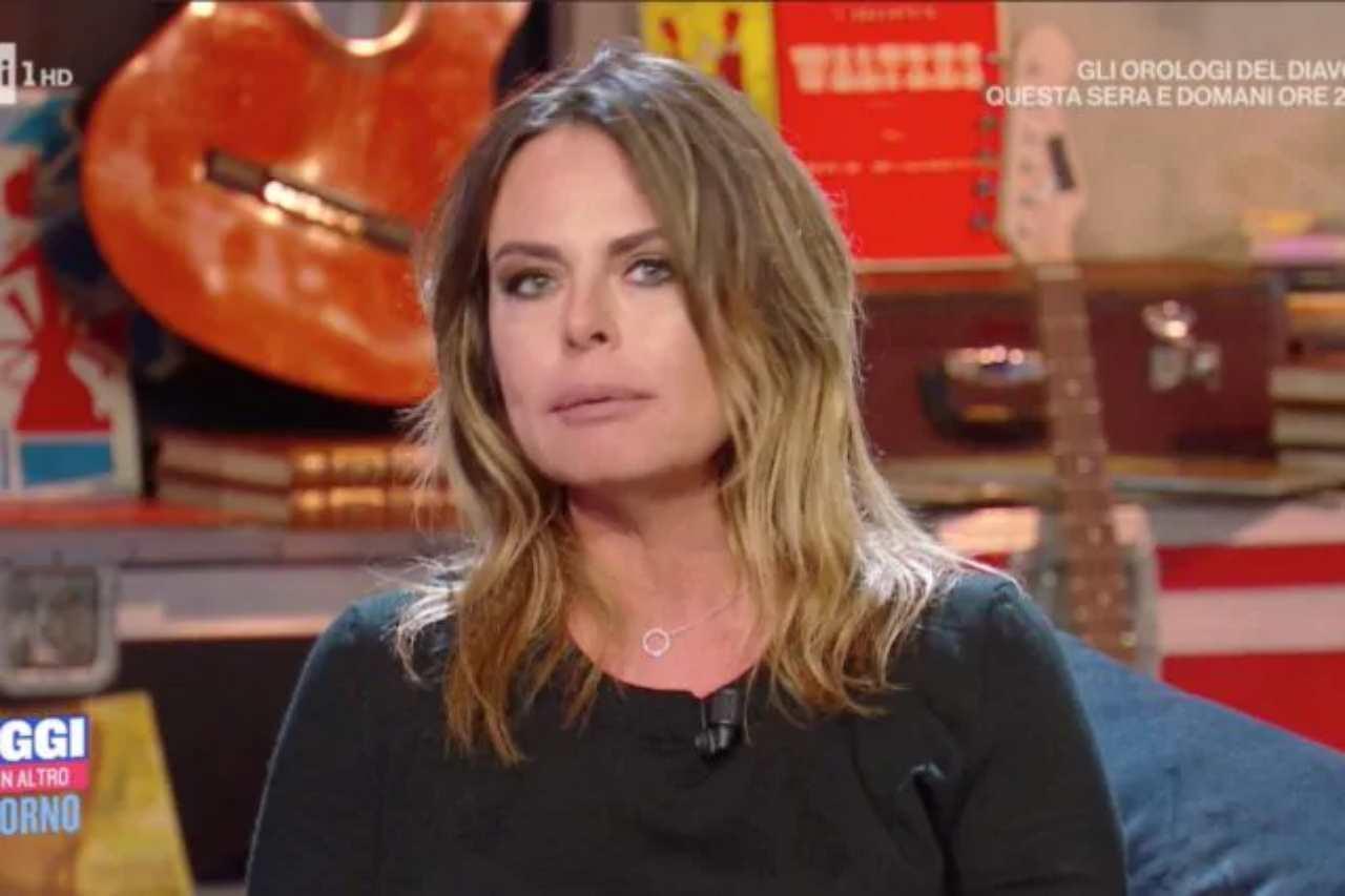 Paola Perego decisione