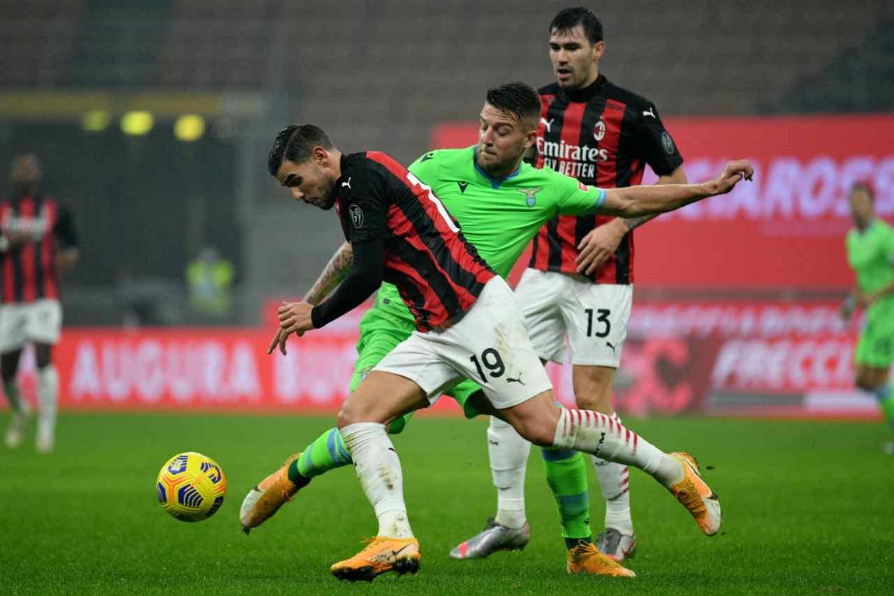Lazio Milan Streaming gratis