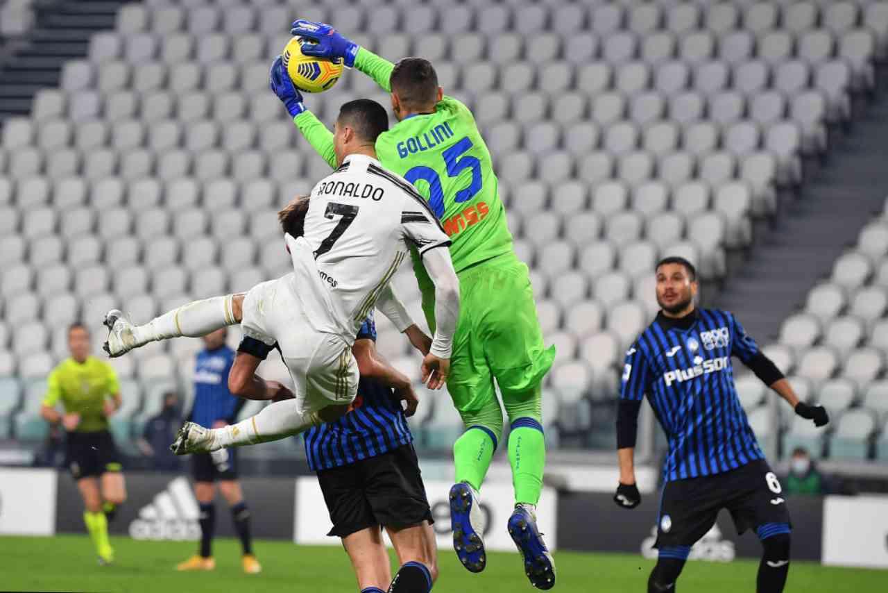 Atalanta Juventus Streaming gratis