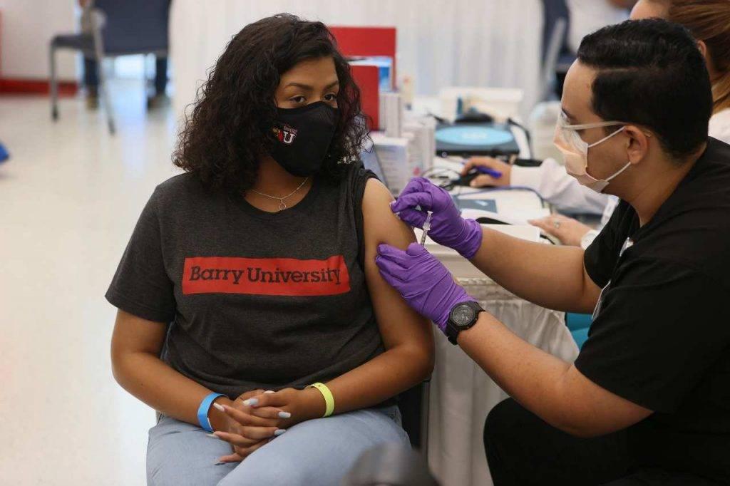 Usa Vaccino Covid
