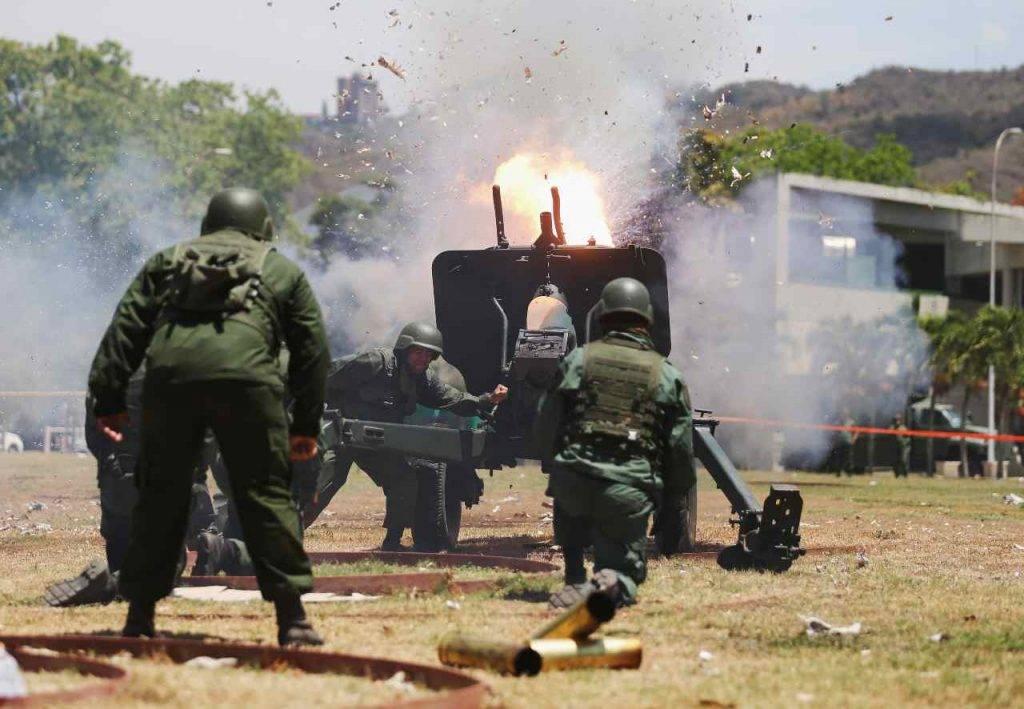 Soldati Venezuela