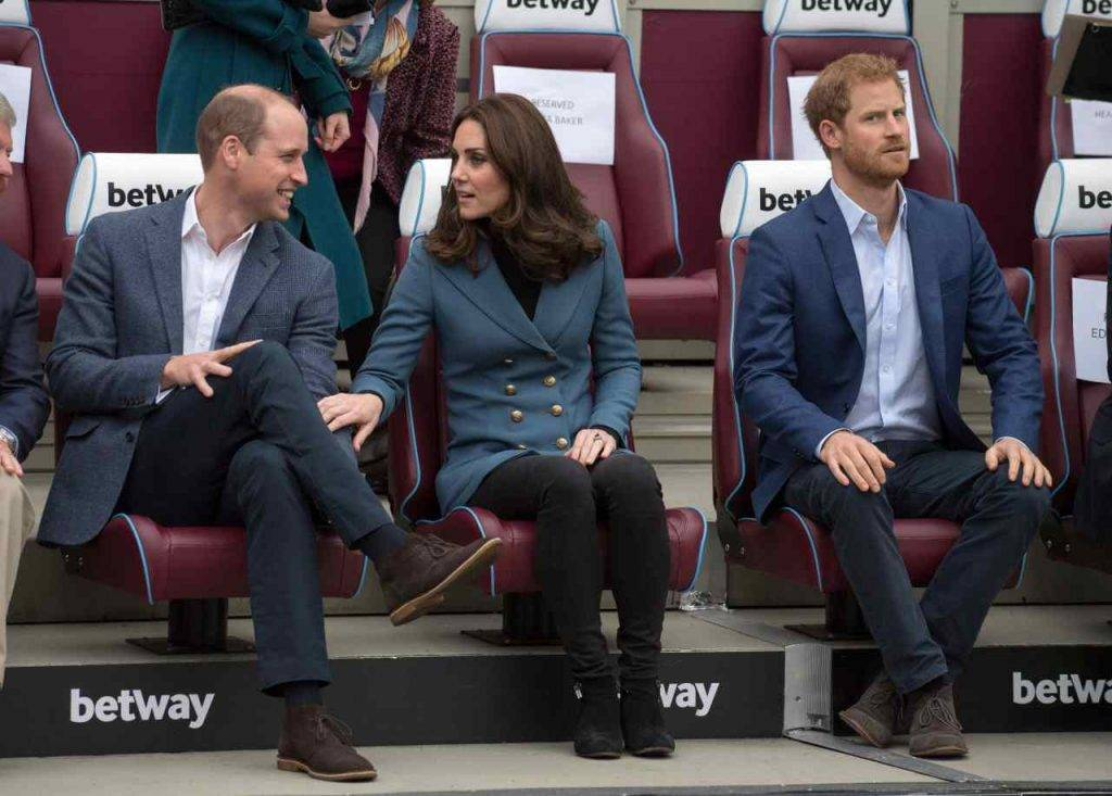 William e Harry