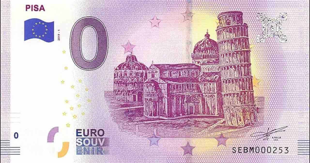 banconote 0 euro