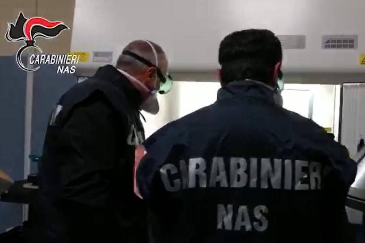 Covid Carabinieri