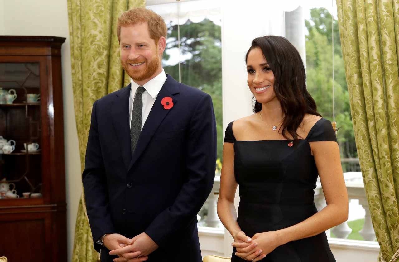 Royal Family, nuove dichiarazioni sul principe Harry
