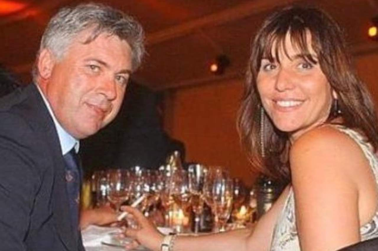 Carlo Ancelotti, morta l'ex moglie