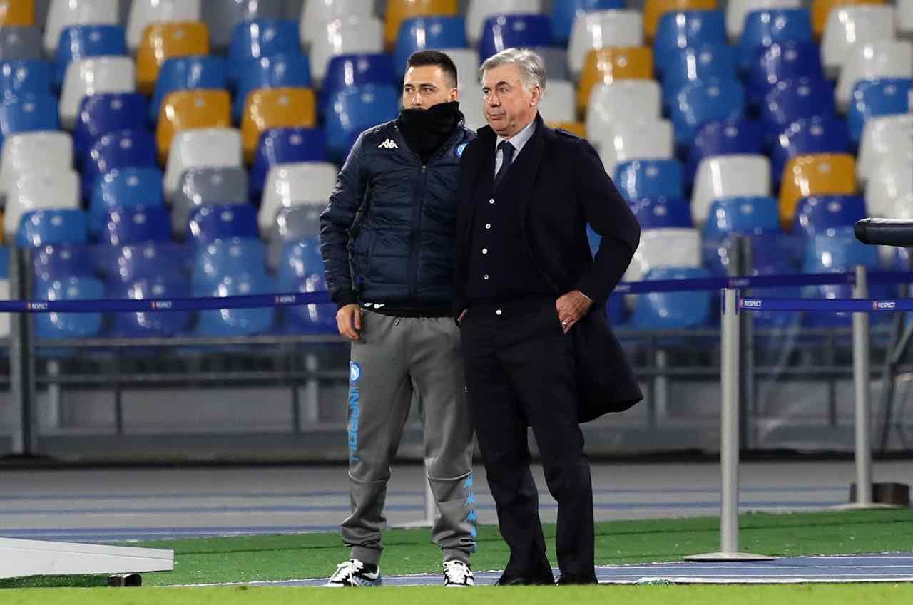 Carlo e Davide Ancelotti
