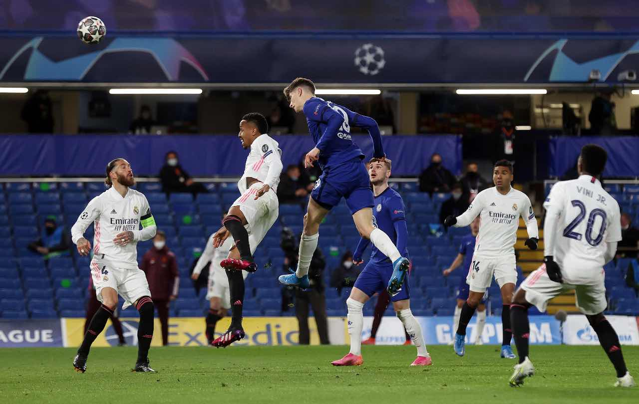 Chelsea-Real Madrid, gli highlights