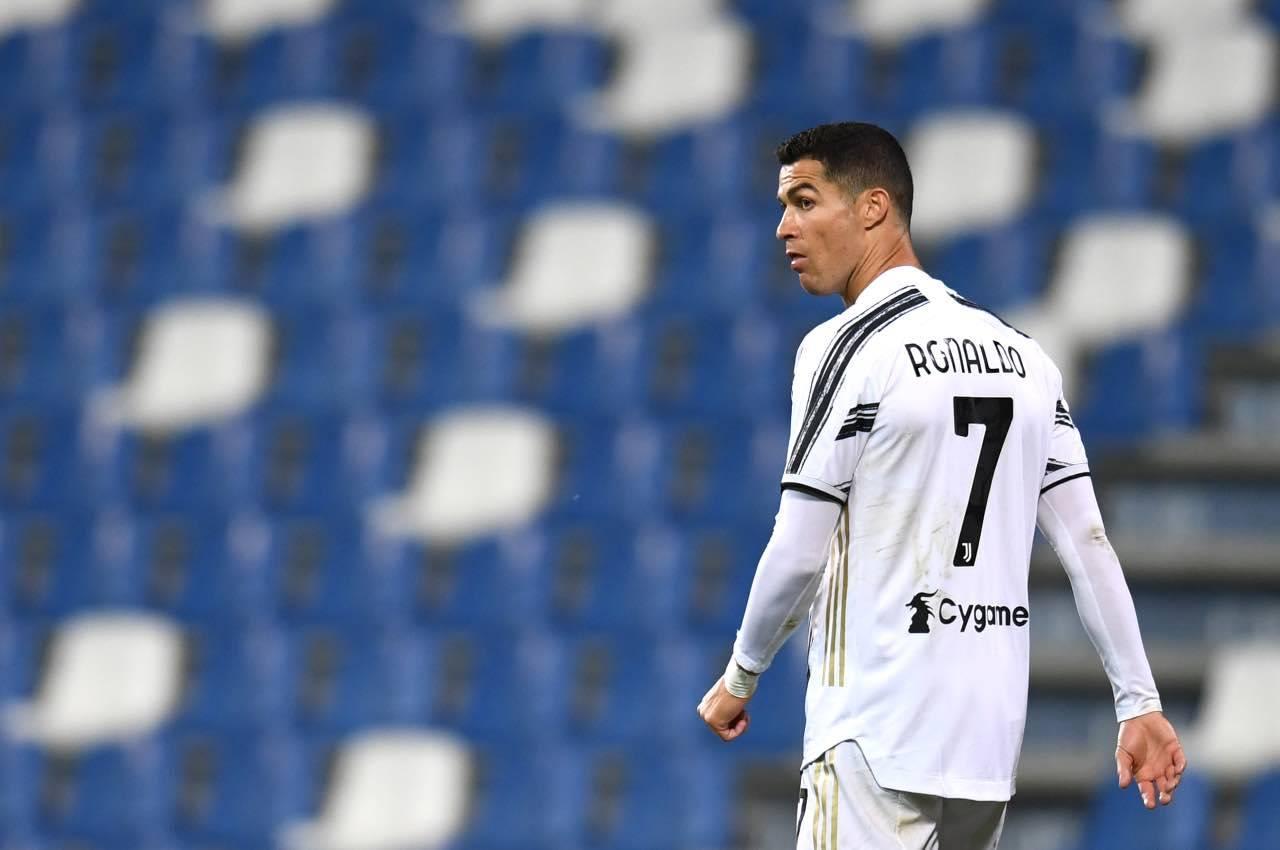 Addio di Cristiano Ronaldo