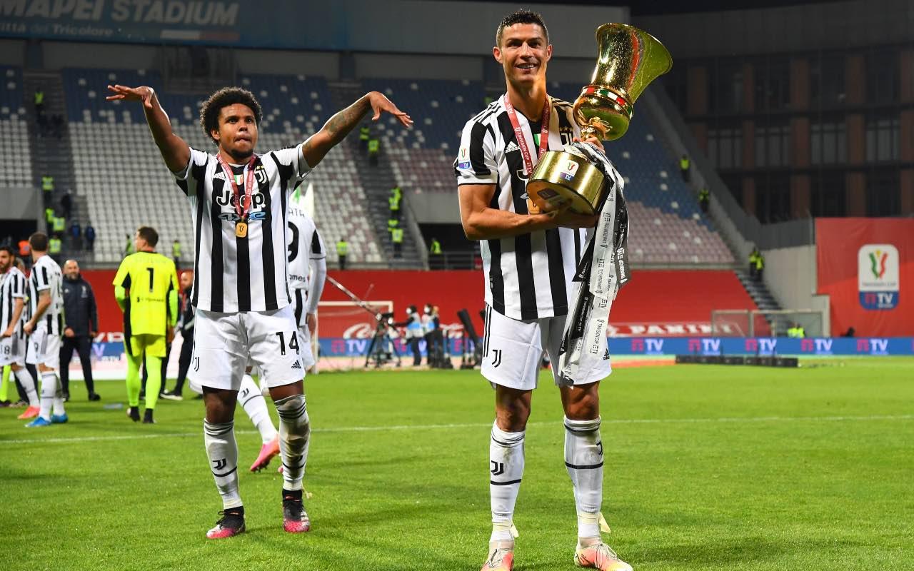 Addio Cristiano Ronaldo
