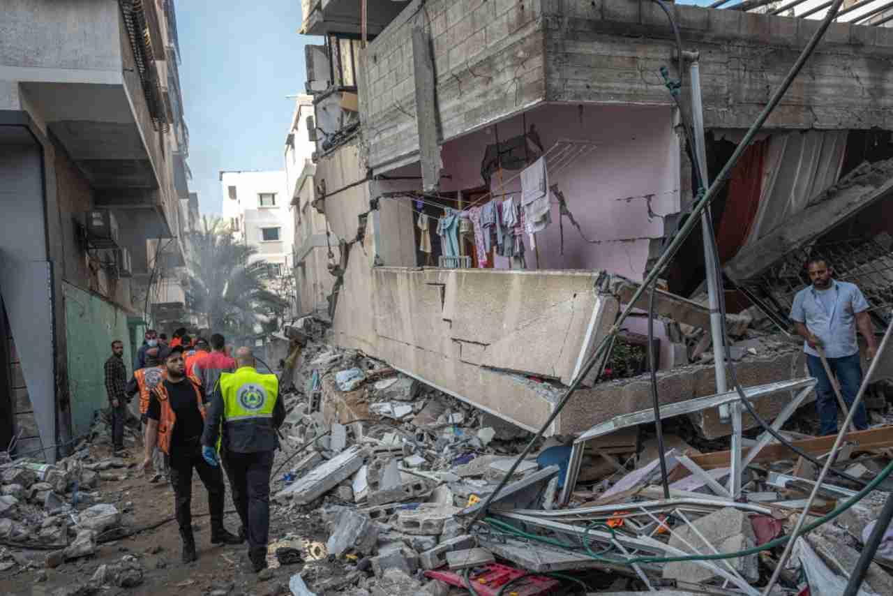 Gaza Israele