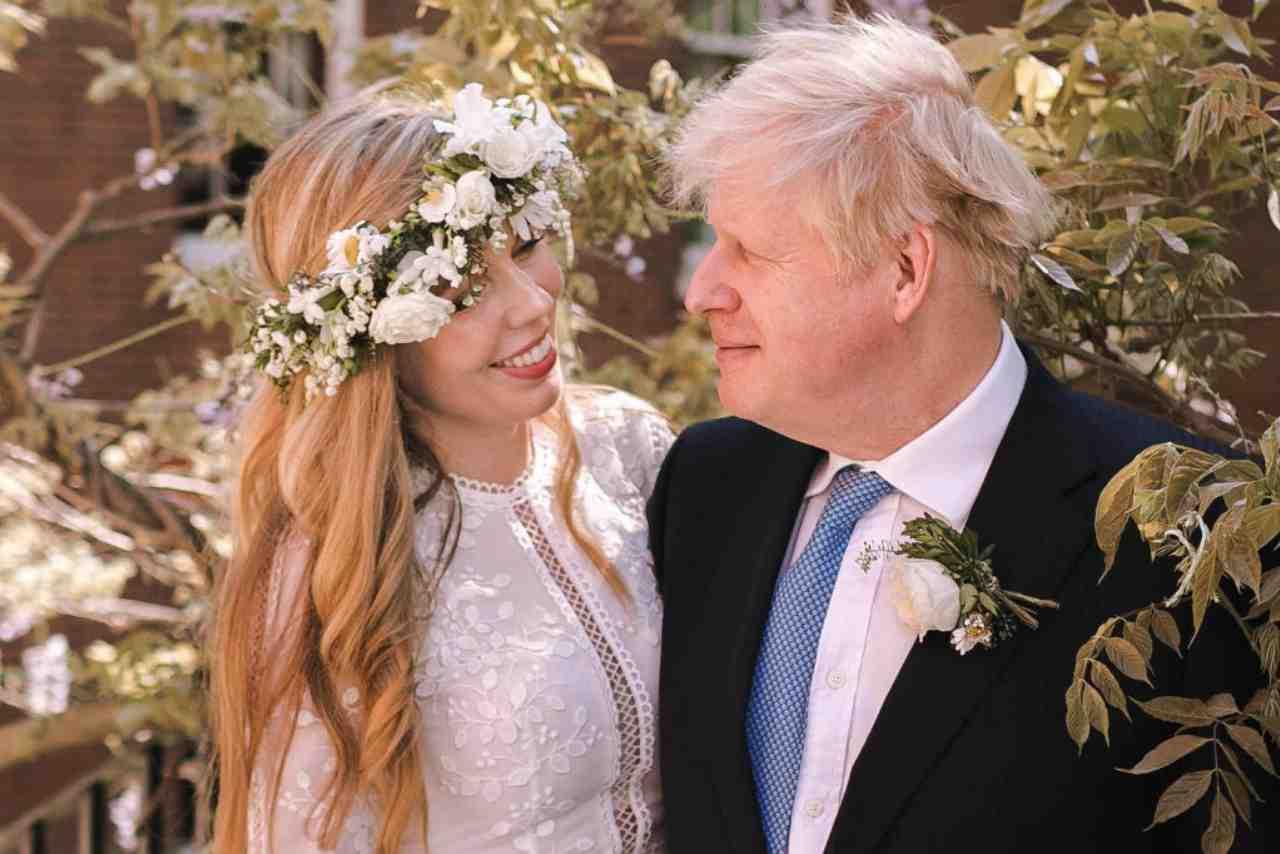 Boris Johnson Sposato