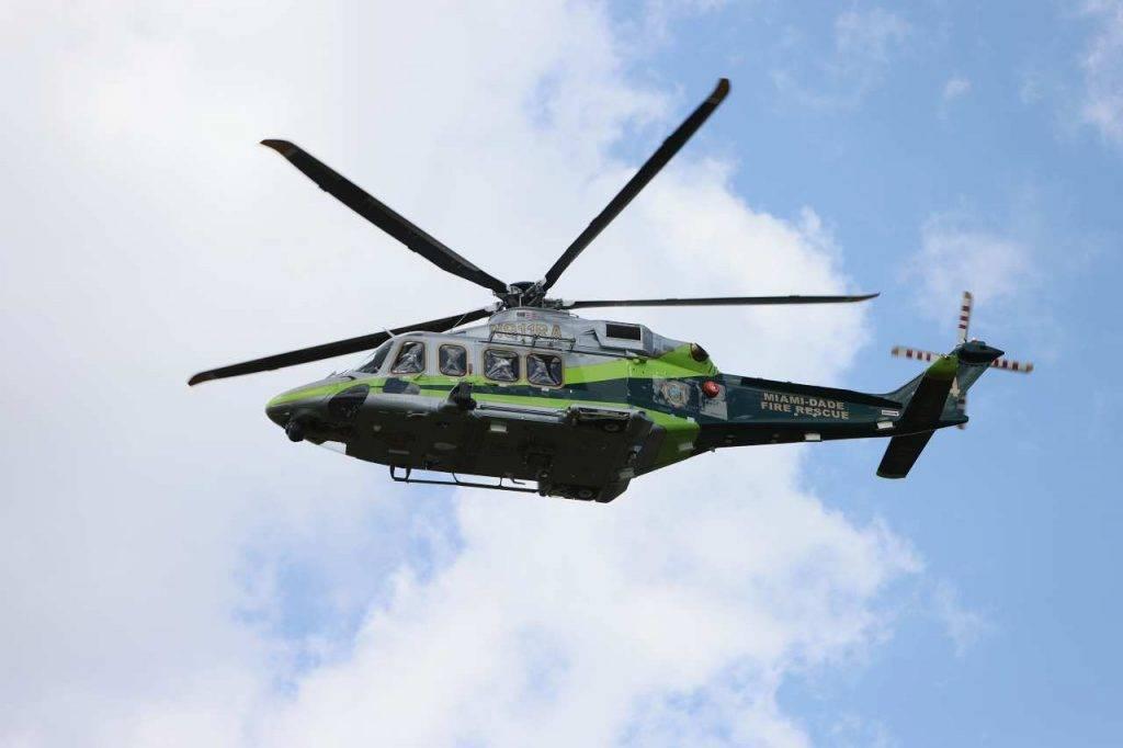 Incidente elicottero Colombia