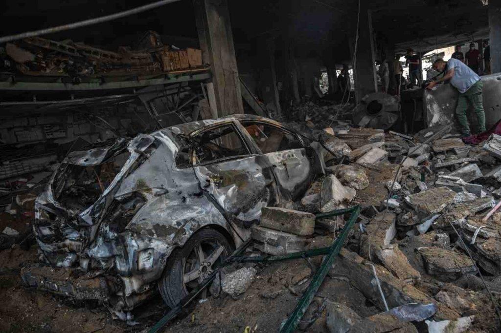 Israele cessate il fuoco