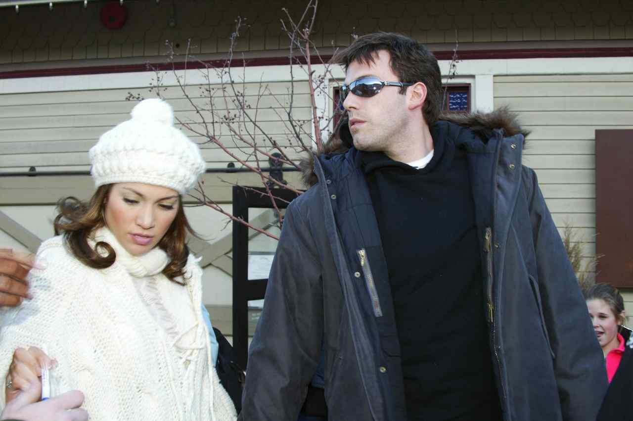 Jennifer Lopez e Ben Affleck, di nuovo innamorati?