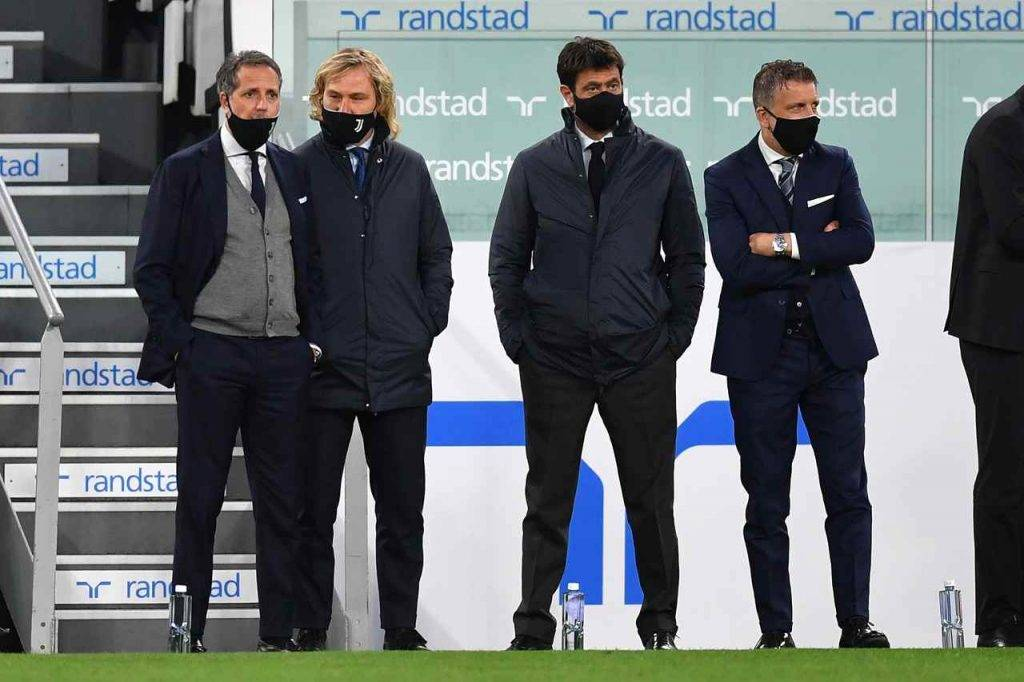 Juventus dirigenza