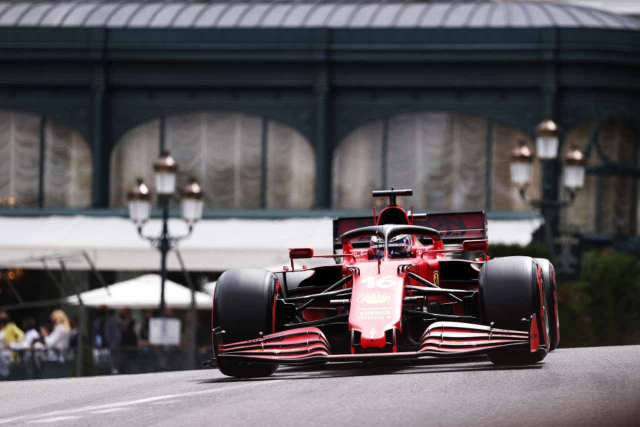 F1 Gp Monaco streaming gratis