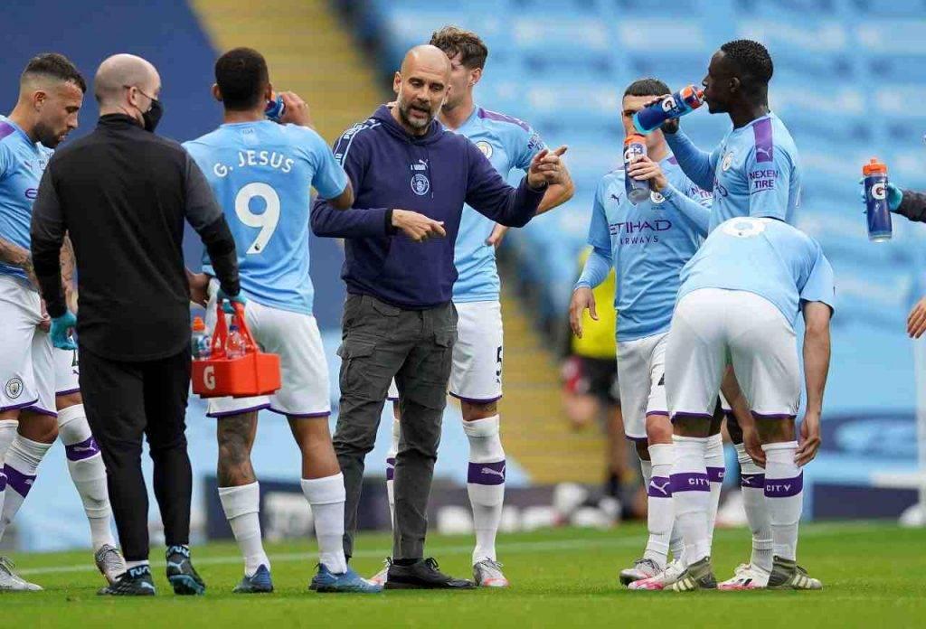 Manchester City Guardiola