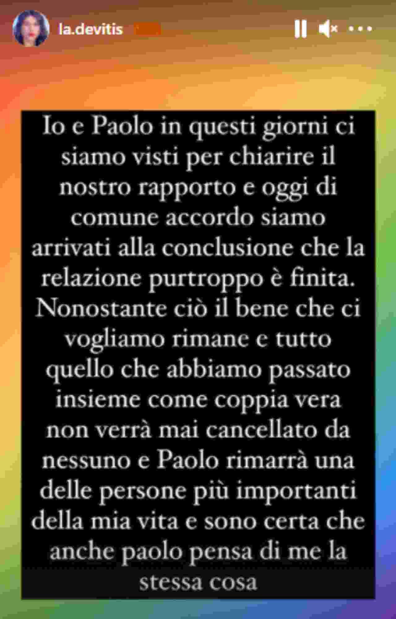 Paolo Brosio, inaspettata dichiarazione