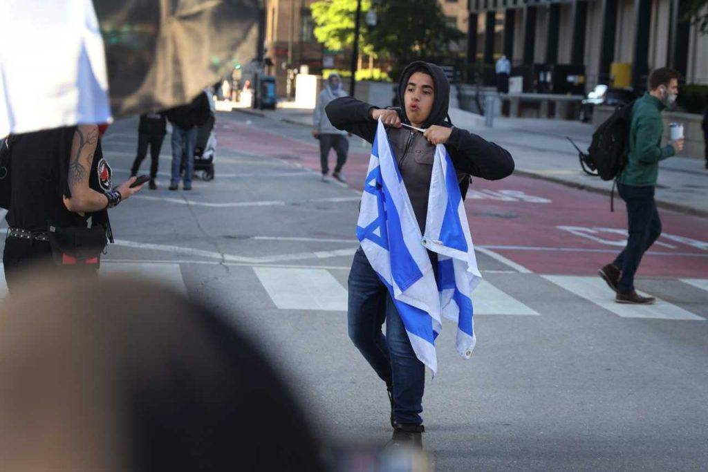 Scontri Paalestina-Israele