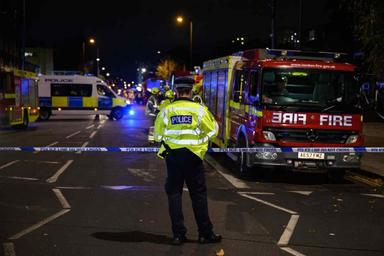 Londra Black Lives Matter