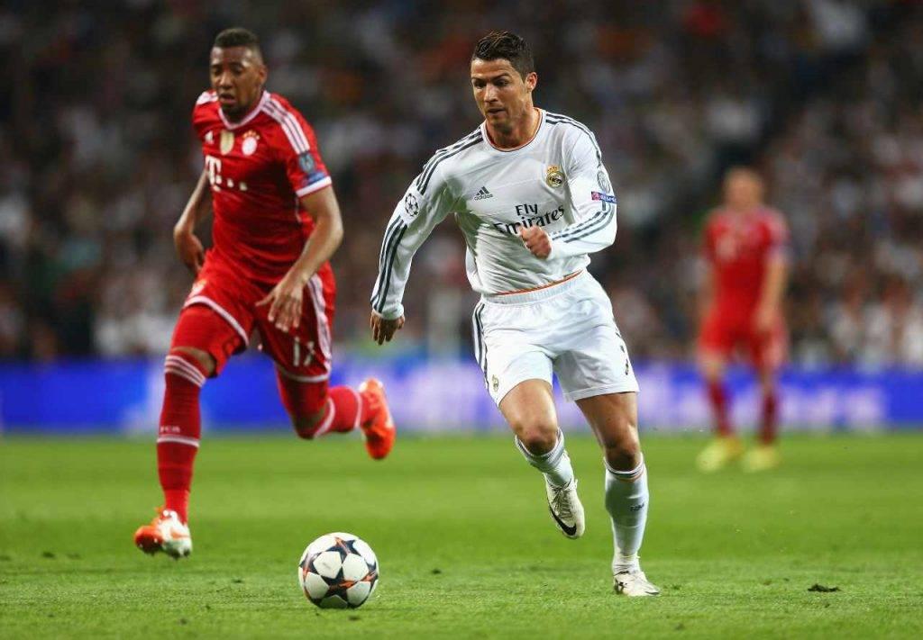 Ronaldo Bayern Monaco