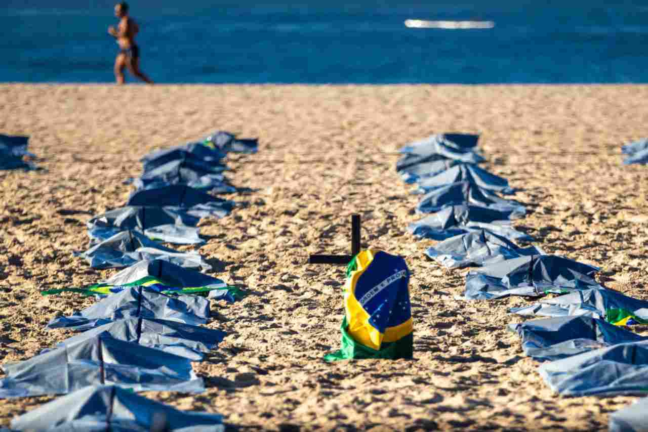Brasile strage rio