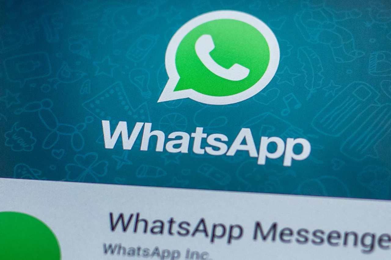 WhatsApp annuncio