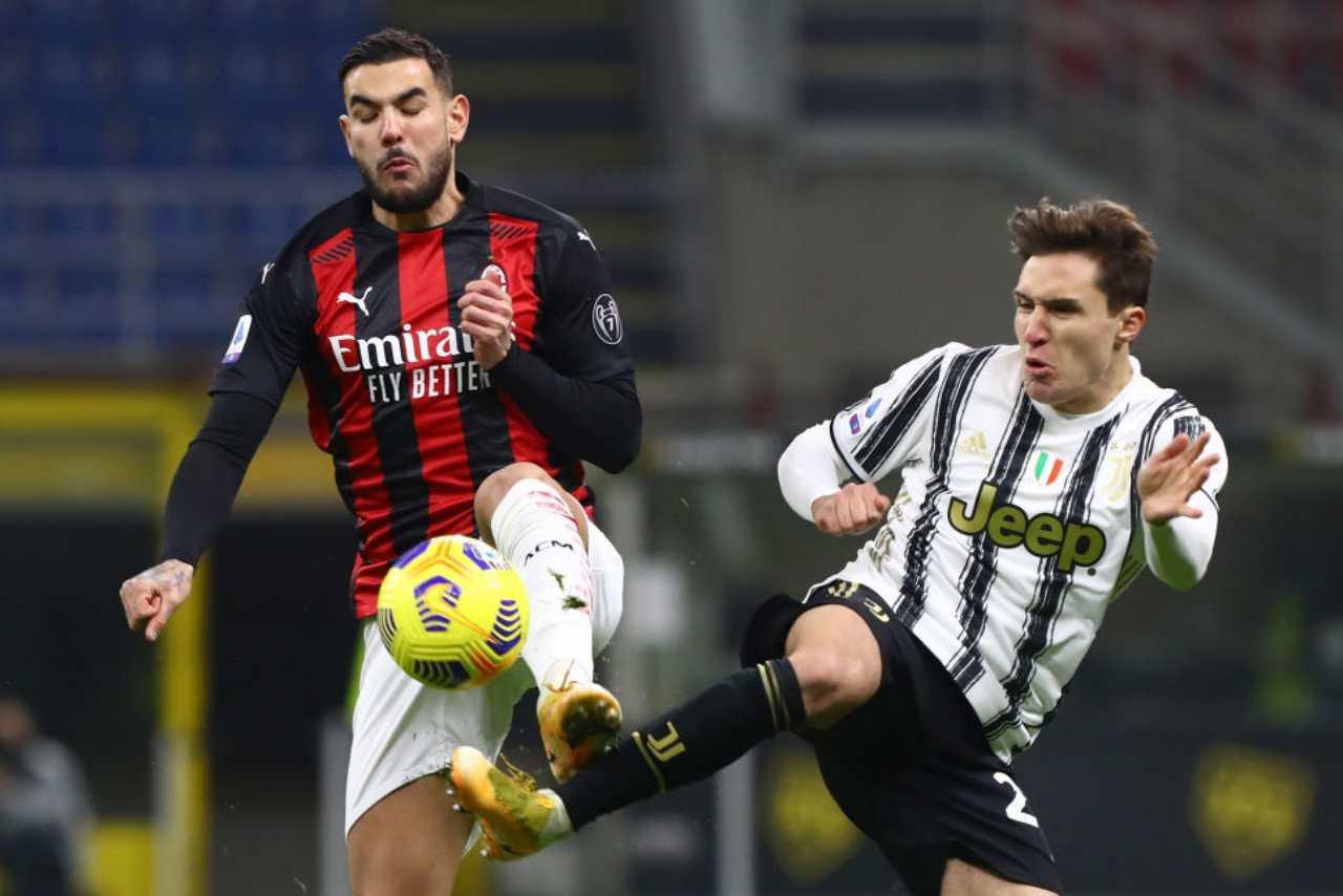 Milan Juventus streaming gratis